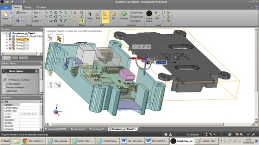 Rs components cad 3d cad 2013 for House building computer programs